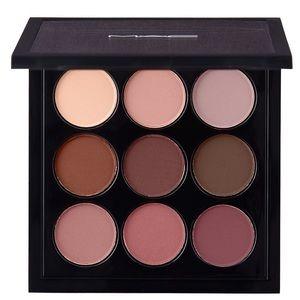 NEW MAC Cosmetics Burgundy Times 9 Eye Shadow x 9
